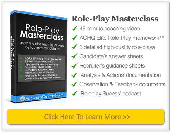 Role-Play-Masterclass