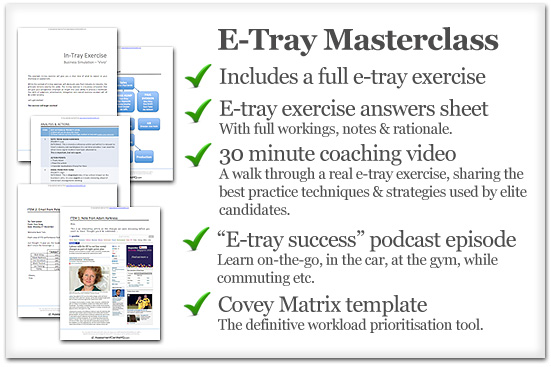 e-tray-exercise