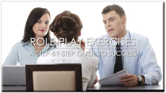 Post image for Role-Plays: A Step-By-Step Guide To Success