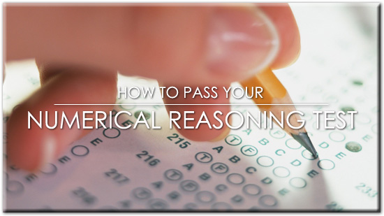 Post image for Numerical Reasoning Tests: The Ultimate Guide (Includes Free Practice Numerical Reasoning Test and 8 Top Tips For Success)