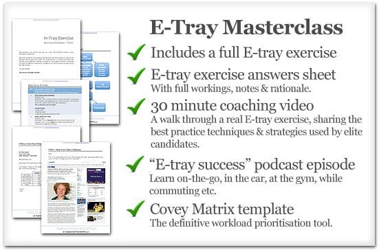 E-Tray-Practice