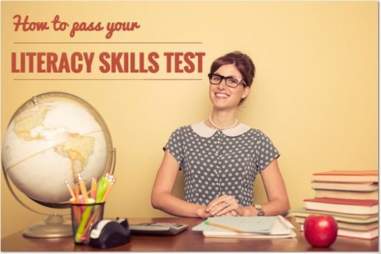 Qts Literacy Skills Test Guide 2019