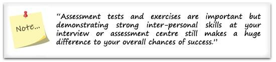 Assessment Centre Success