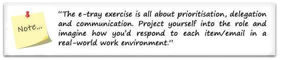 e-tray-exercise